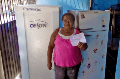 Comunidade Eficiente Guamá