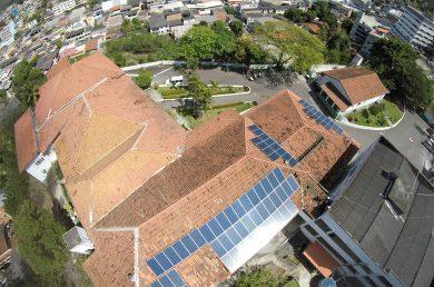 Fotovoltaico Asilo de Vitória